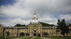 TransAtlantic Insane Asylum where Ghost Hunters made one of their shows in  Weston, West Virginia