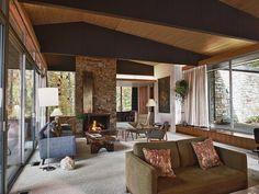 Pitcairn House by Richard Neutra, Pennsylvania    via openhouse