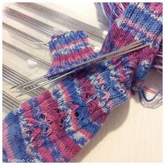 Sock Knitting 101 (sock knitting tutorial) by FitzBirch Crafts: Free Knitting Patterns