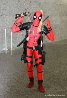 COMICPALOOZA: What They Wore - Live Life in Style - Houston Fashion Blogger