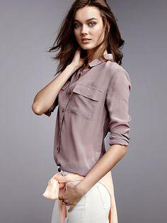 The Silk Shirt