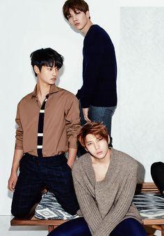 VIXX ~ N, Hyuk, and Leo