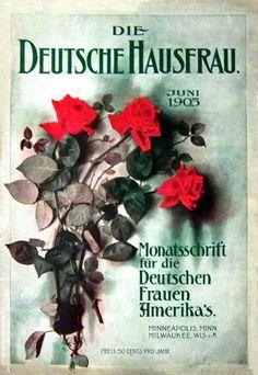 Antique Garden Magazines