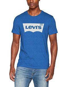 Levi's Batwing Tee Amazon Exclusive, T-Shirt Homme, Bleu ... https://www.amazon.fr/dp/B073QVKHDQ/ref=cm_sw_r_pi_dp_U_x_trWzAbRWB83HG