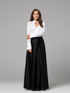 Inverted Maxi-Skirt 11/2012