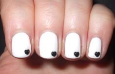 Shellac Nail Design Ideas | Shellac Nail Art: Valentines In Venice!