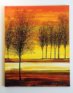 trees... i would like to paint or draw something like this someday