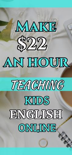 Make 2,000 a month teaching kids english!Are you looking for some extra cash? Do you want to learn how to make money online on your own schedule? Do you like kids? Well, then I have anothergreat solution for you: teaching Chinese kids English. #makemoney #finance #onlineopportunities #teaching