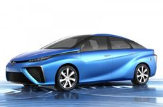 Toyota confirms fuel cell launch for 2015
