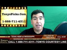 Texas A M Aggies vs. Mississippi Rebels Pick Prediction College Football...