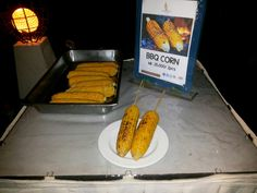 Enjoy a delicious BBQ corn at Le Grande's pool for only IDR 25k (2 pieces)