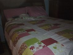 the quilt i made 4 my mother