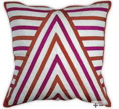 Could definitely do a DIY of this Jonathan Adler pillow!