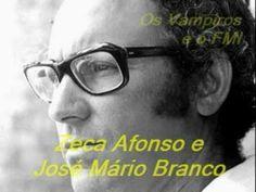 Zeca Afonso e Ze Mário Branco - eles comem tudo - o FMI !