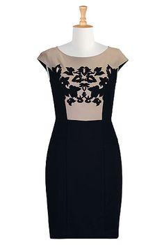 Sophia sheath dress