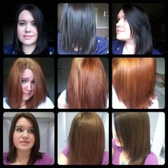1000  images about Brunette to Blonde on Pinterest