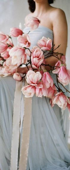 Spring Wedding at the Chateau