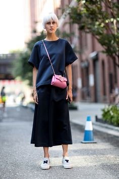 This Is It — See All the Best Street Style From NYFW: It wouldn't be Fashion Week without the editors, bloggers, and generally fabulous fashion crowd putting on a show outside the tents.