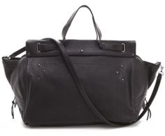 Jerome Dreyfuss Carlos Bag Noir on shopstyle.com