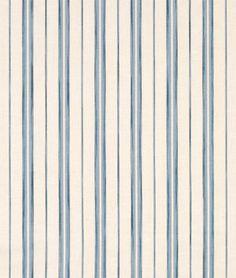 Ralph Lauren Cedar Point Stripe Sea Fabric - $90.2 | onlinefabricstore.net