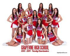 cheerleading team picture ideas - Google Search