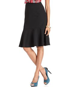 Classy, conservative, stylish skirt.