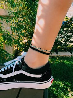 Waterproof anklets by WaveBoxx Ankle Jewelry, Ankle Bracelets, Stylish Jewelry, Cute Jewelry, Beaded Anklets, Beaded Jewelry, Diy Nose Rings, Toe Rings, New Jewellery Design