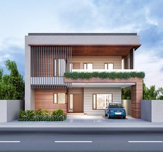 Exterior Design by FUSION STUDIO