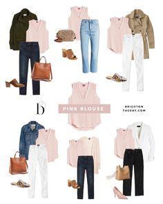 Shop Your Screenshots™ with LIKEtoKNOW. Capsule Wardrobe Work, Summer Wardrobe, Travel Wardrobe, Wardrobe Basics, Spring Summer Fashion, Spring Outfits, Fall Fashion, Spring Style, Style Fashion