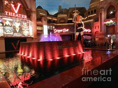 Home | All | #200 of 810 |  Previous  |  NextStripper Bar in Las Vegas - Cathy Anderson