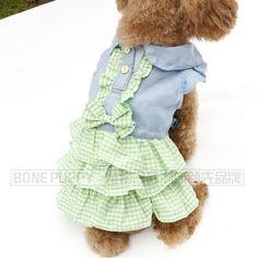 dog shirt dress