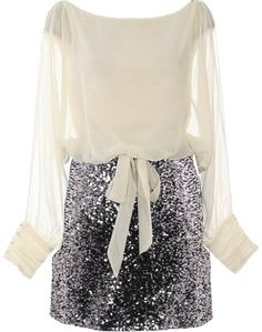Seasonal Sparkle Dress