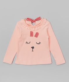 Pink Ruffle Bunny Tunic - Infant, Toddler & Girls #zulily #zulilyfinds