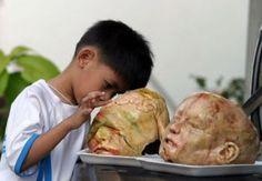 Zombie bread :)