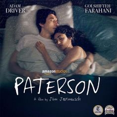 The official website for PATERSON by Jim Jarmusch. SYNOPSIS: Paterson (Adam Driver) is a bus driver in the city of Paterson, New Jersey - they share the name. Every day, Paterson adheres to a simple routine: he drives his daily route, observing the city as it drifts across his windshield and overhearing fragments of conversation swirling around him; he writes poetry into a notebook; he walks his dog; he stops in a bar and drinks exactly one beer. He goes home to his wife, Laura (Golshifteh…