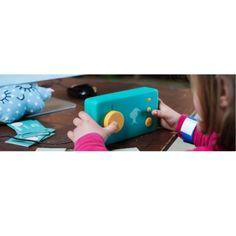 Fabrique à histoires Lunii pour enfant de 3 ans à 6 ans - Oxybul éveil et jeux