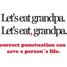 hahah gotta love grammar jokes
