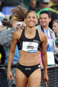 15 of the most gorgeous olympians: Lolo Jones, Track & Field 100 Meter Hurdles, USA. Lolo Jones, Us Olympics, Summer Olympics, Olympic Track And Field, Track Field, Beautiful Athletes, Athletic Girls, Olympic Athletes, Sporty Girls