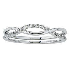 Diamond Stack Ring in 10K White Gold AX Jewelry https://www.amazon.com/dp/B01LR0J9OY/ref=cm_sw_r_pi_dp_x_Z8FmybHCAAVKE