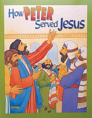 Telling children's Bible stories is easy using Bible Big Books. These Bible books on Peter are beautifully illustrated Christian books for kids, making them a great addition to your Sunday School curriculum. Kids Sunday School Lessons, Sunday School Curriculum, School Ideas, Bible Stories For Kids, Bible For Kids, Nelson Books, Story Of Peter, Bible Heroes, Teaching Methods