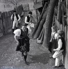 Tradičná oblievačka v Margecanoch