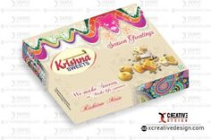 Free Sweet Box Design Samples in CorelDraw XCreativeDesign Providing you the free best range of sweet box design , fancy sweet box des.