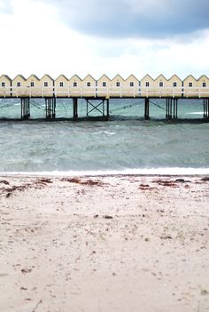 """""""Cold bath house"""" in Helsingborg. Been there! Took v similar photo!"""