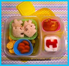 The Lucky Lunchbox/ Puzzle pieces lunch 11-04-13 theluckylunch.blogspot.com