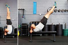 ab exercises, six pack abs, crunch-free workout