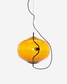 Fondue suspension lamp by Luca Nichetto for David Design