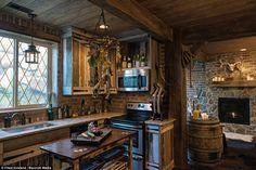 Image result for wooden game room