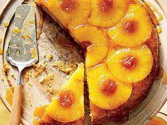 sl-Honey-Pineapple Upside-Down Cake