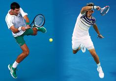 AO FINAL: Dominic Thiem vs Novak Djokovic