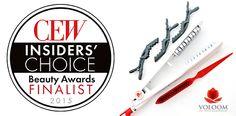 VOLOOM Hair Volumizing Iron - CEW Insiders' Choice Beauty Awards Finalist